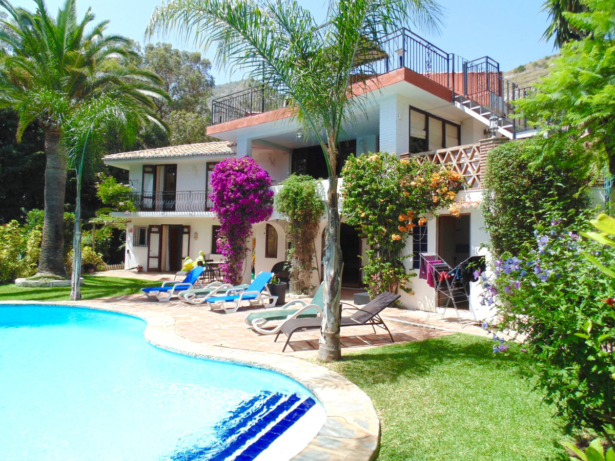 Enormous villa with heaps of character and rustic charm in a very peaceful and secluded location yet,Spain