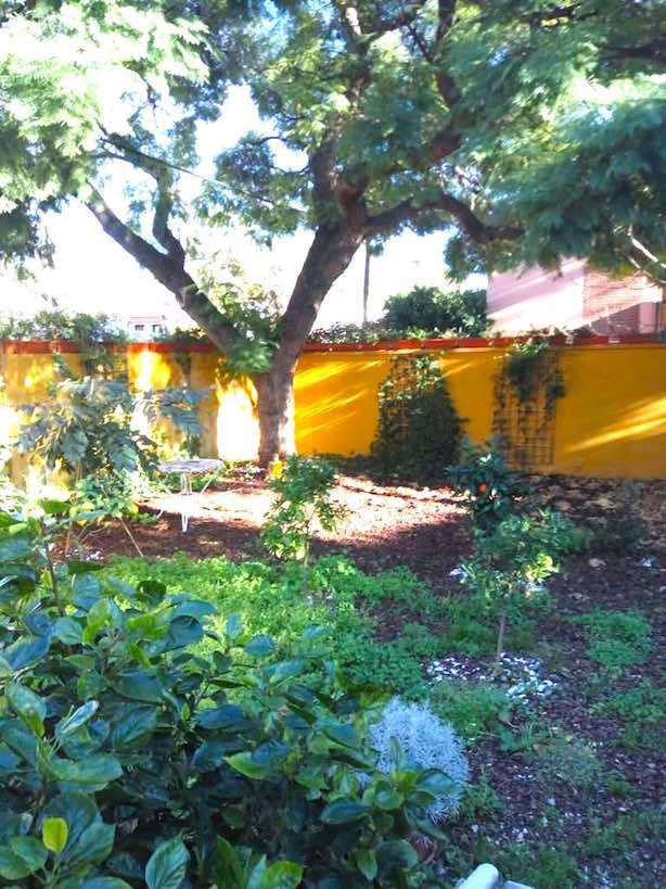 Fantastic corner plot with expandable or rebuilt house, located in an unbeatable area of ??Nueva And,Spain