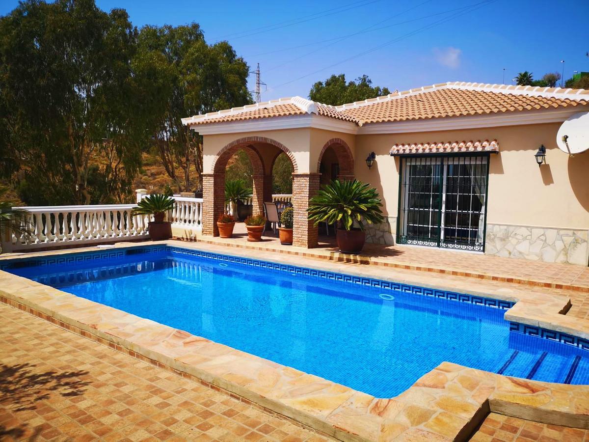 Detached Villa, Rincon de la Victoria, Costa del Sol East. 3 Bedrooms, 3 Bathrooms, Built 200 m², Te,Spain
