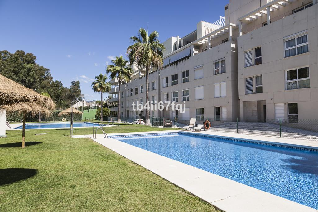 Modern apartment, on the ground floor, in Nueva Andalucia, Marbella. 127 m2 built, 62 m2 terrace. 2 , Spain