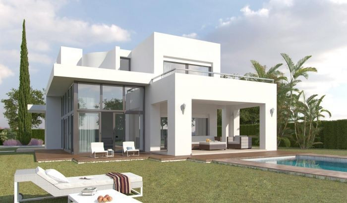 """The plot is situated in the execution unity PA-NG-28 \""""Cortijo de Nagueles\"""" calificated a,Spain"""