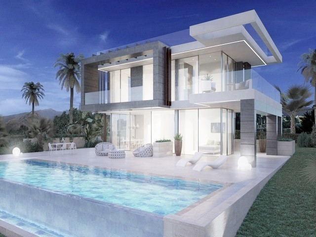 Valle Romano 3´s design is elegant and modern at the same time, its stunning architecture mixes the , Spain