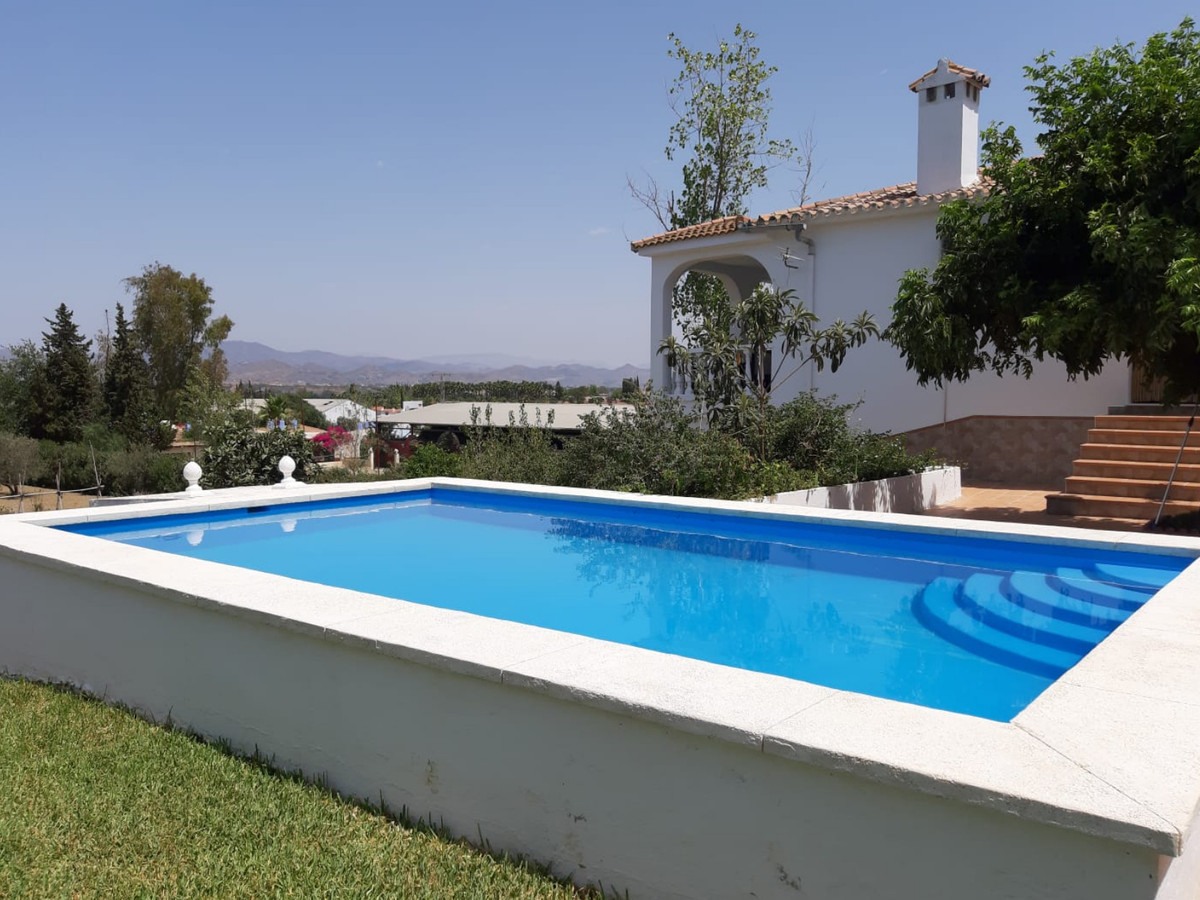 Located in El Romeral, close to Alhaurin de la Torre, this typical Spanish country property is well ,Spain