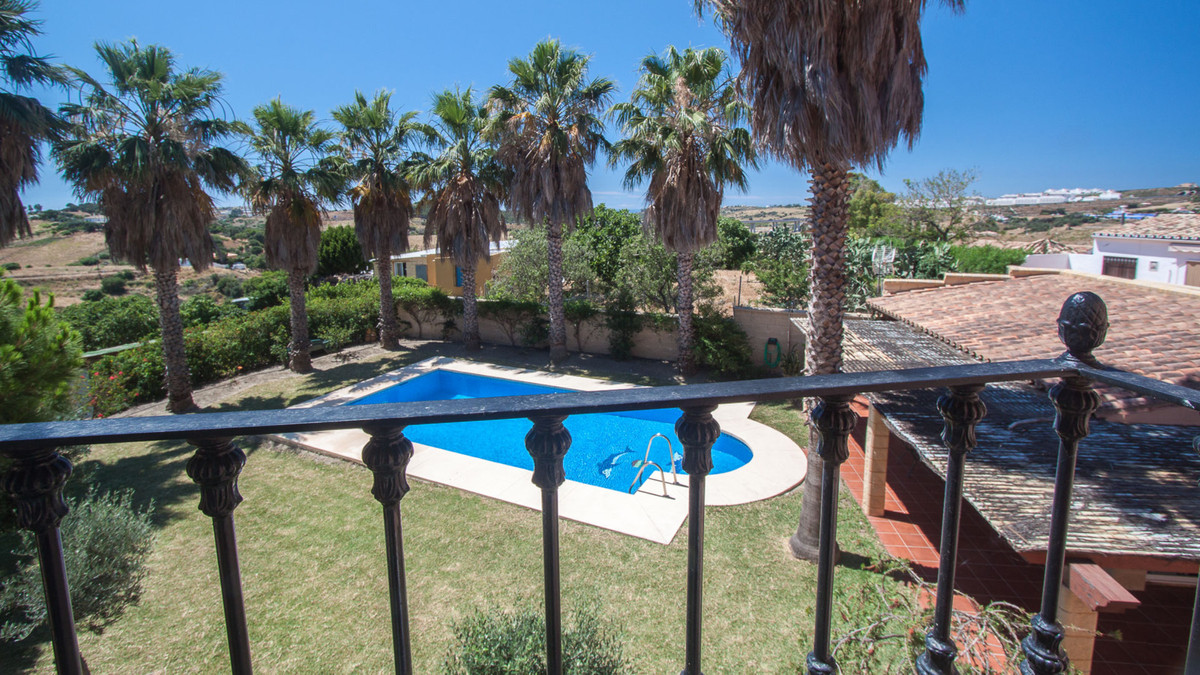 Luxurious country property located atop of a hill with sea and mountain views, perfect for horses at,Spain