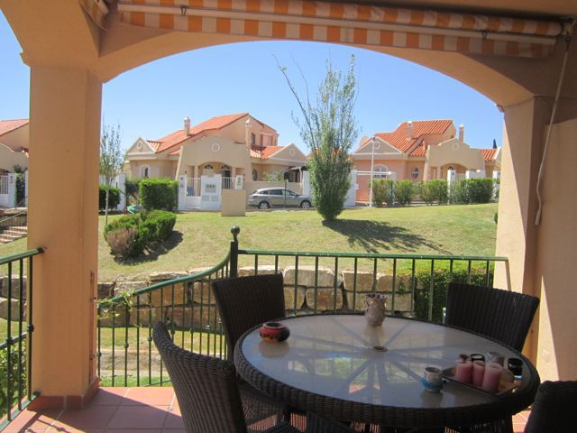 Large bright airy semidetached villa with large terraces front and rear.  Good sized roof terrace.  ,Spain
