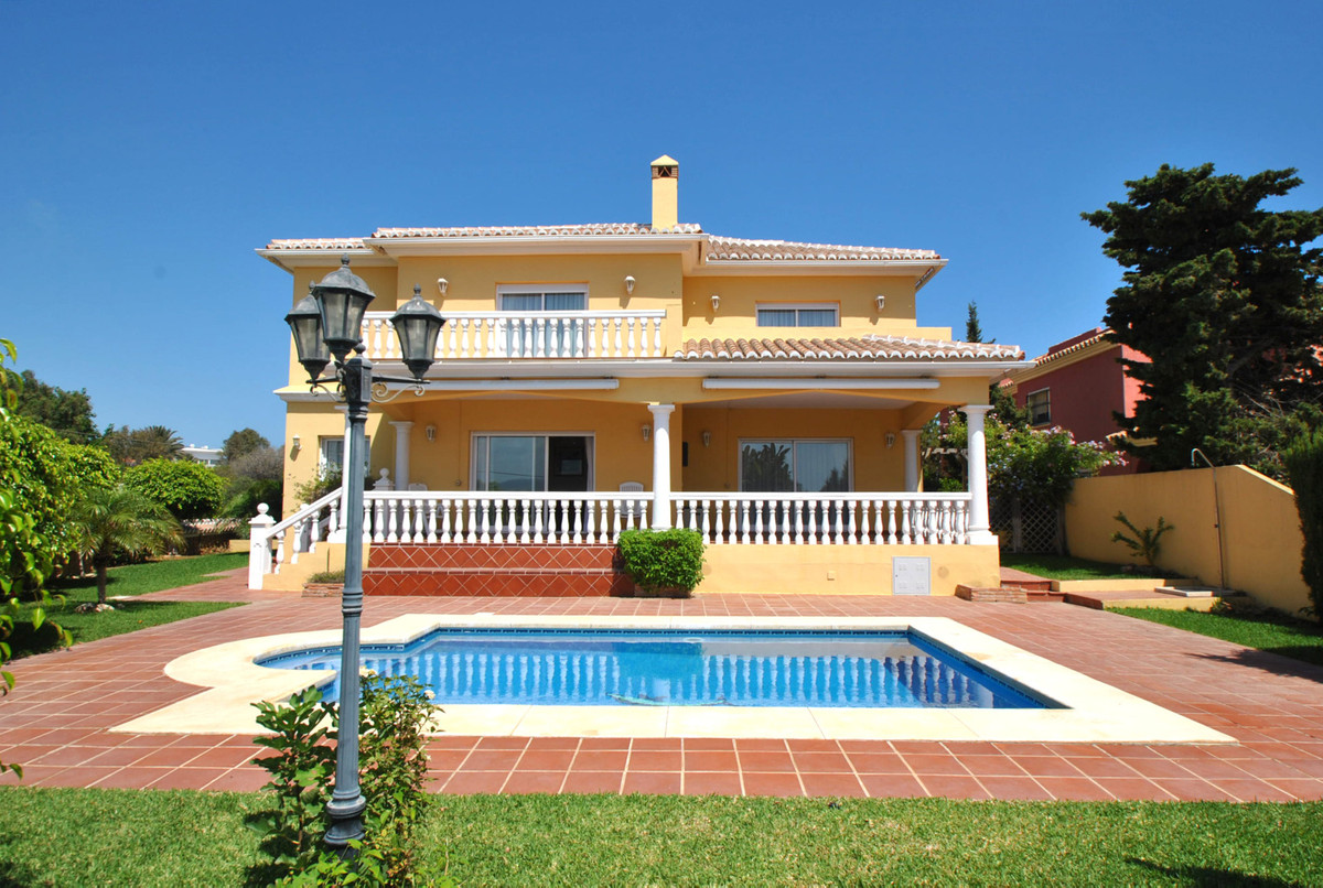 This impressive family villa just 200 metres from the beach has been finished to a very high standar, Spain
