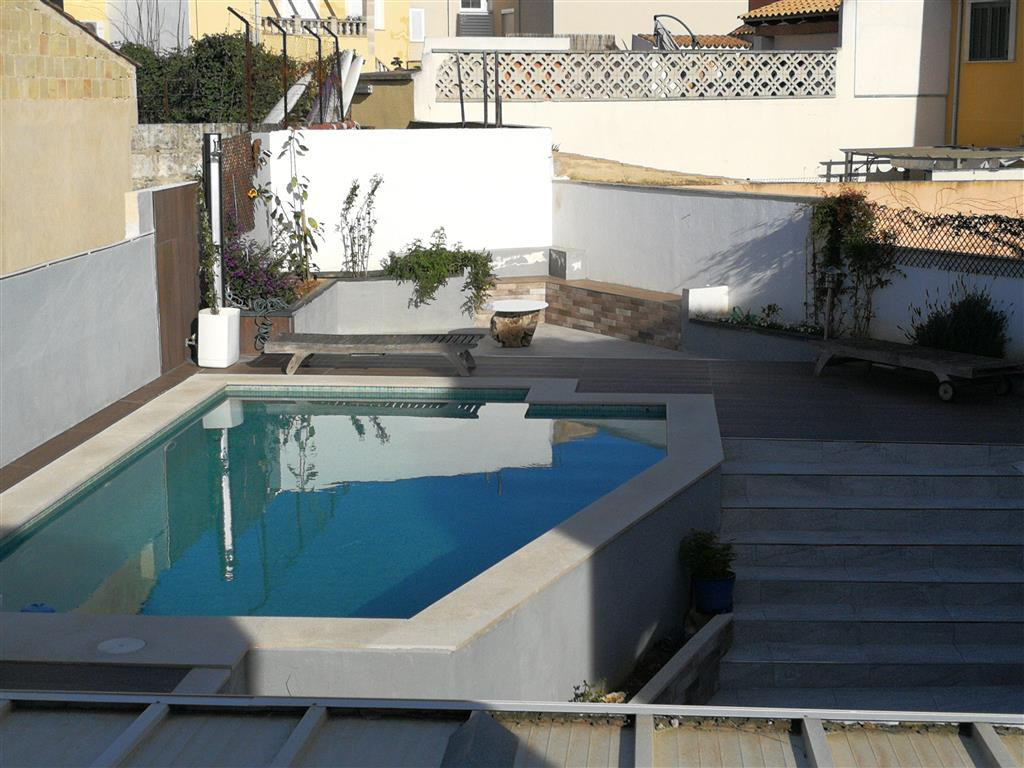 Villa in the Figueral (Marratxi) built 203 m2 on a plot of 341 m2 has three bedrooms and two bathrooSpain