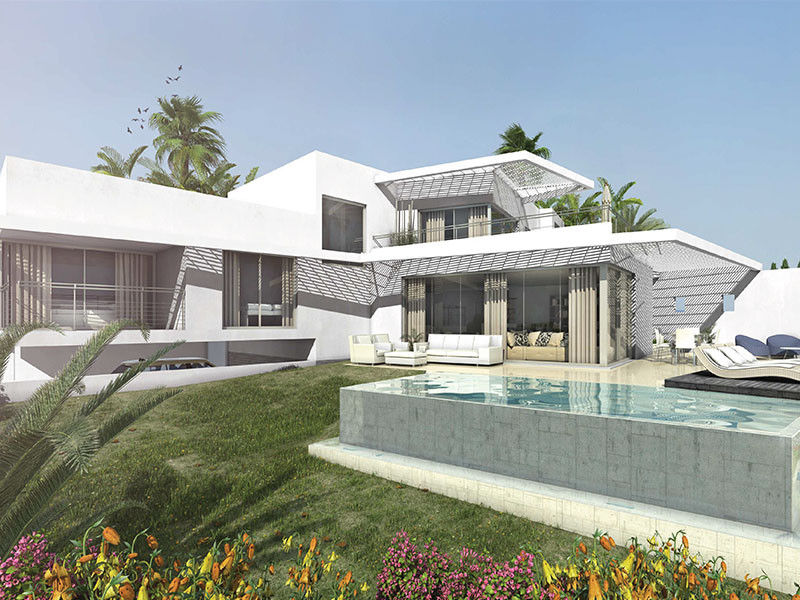 """Location  Our exclusive project is situated in Buena Vista or """"good view"""" as it translates. An area ,Spain"""