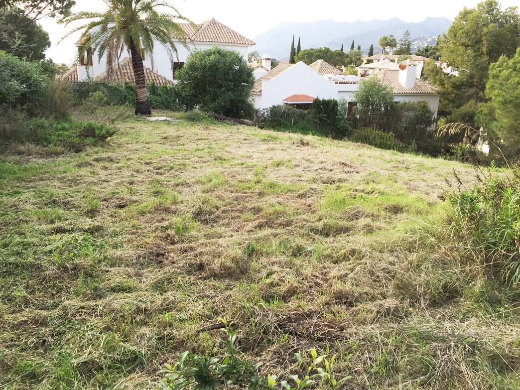 PLOT FOR SALE URBANIZACION EL ROSARIO (Marbella) - Construction license in accordance with the Manag,Spain