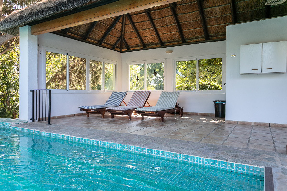 Mediterranean Mansion in the heart of the Costa de Sol, privileged enclave by the sea, 6.500 square Spain