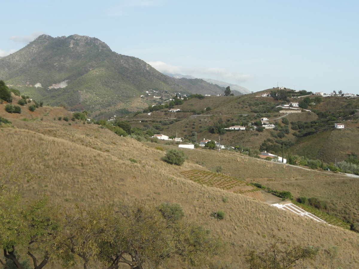 Finca Competa  Finca with ruin to reform Cortijo to reform located on a nice plot of land of approx.,Spain