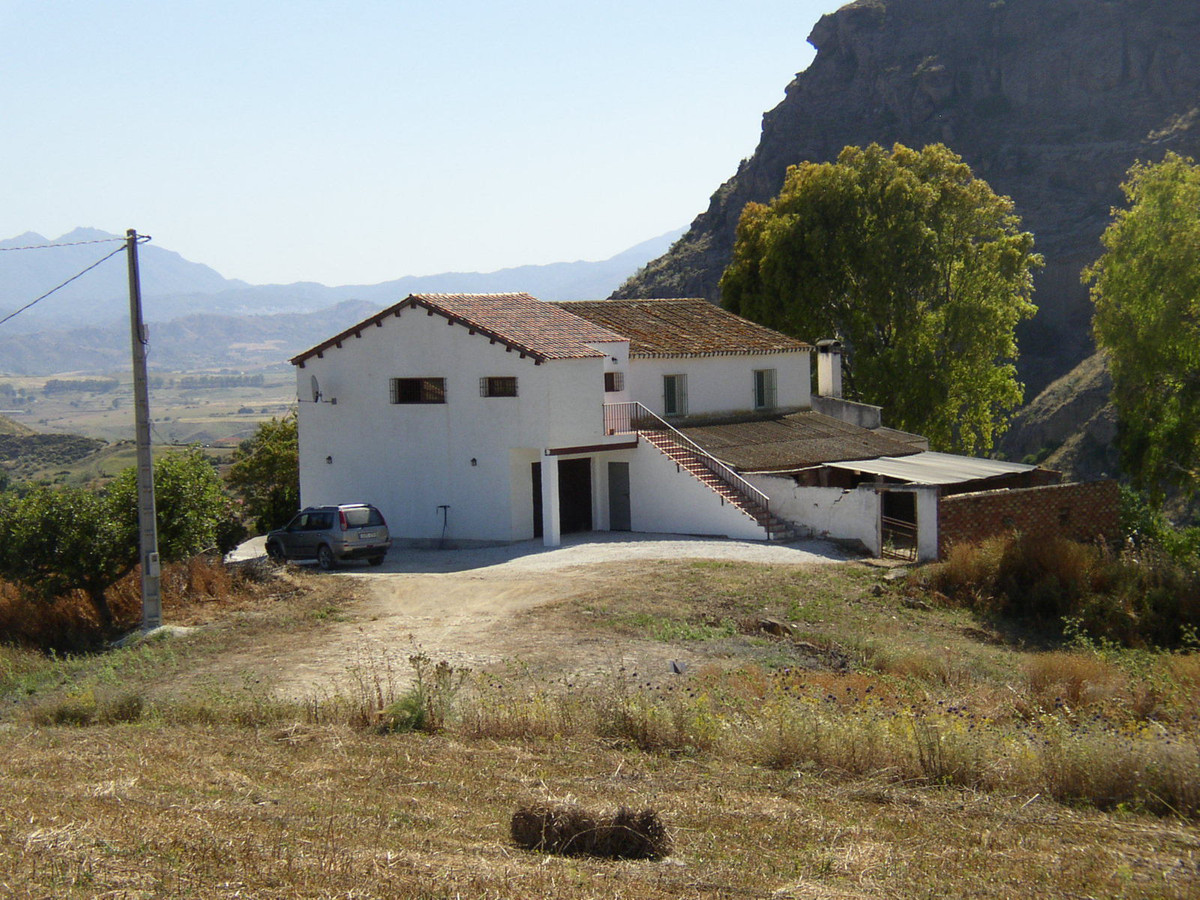A large finca of 288,000m2 of usable land planted with olive and almond trees. The land being relati,Spain