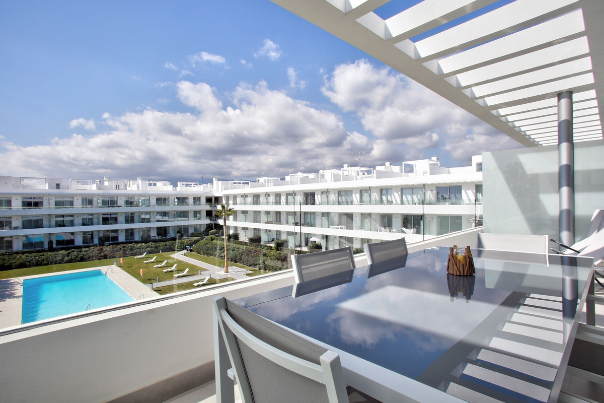 Beautiful contemporary Penthouse 2 bed 2 bath with a private 55 sqm roof terrace with spectacular vi,Spain