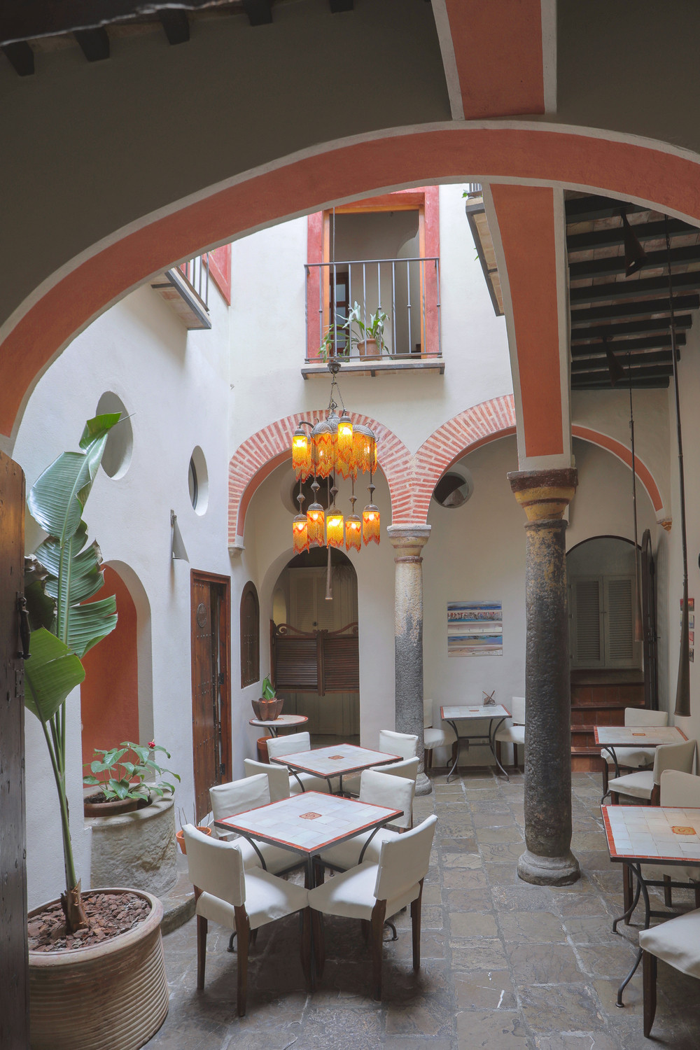 Hotel for Sale in Tarifa  La Posada is located in the heart of the old town of Tarifa, right in the , Spain