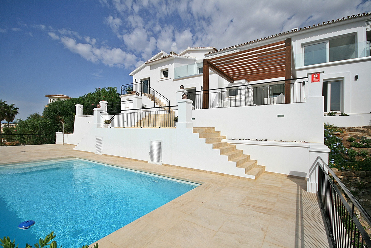 This amazing property has been rebuilt as new from the ground up by a Swedish property developer, an, Spain