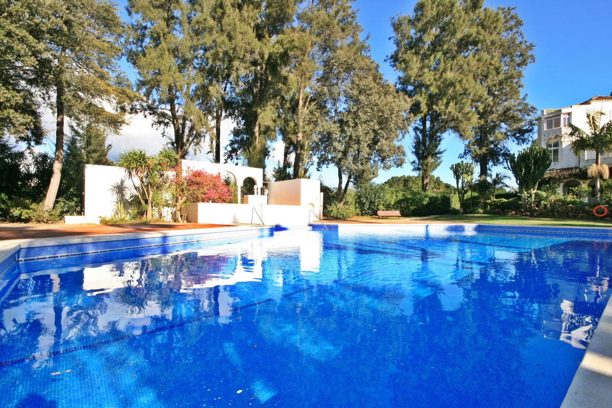 The best Frontline golf, 2 bedroom Townhouse on Mijas golf! This is the best house on the urbanisati,Spain