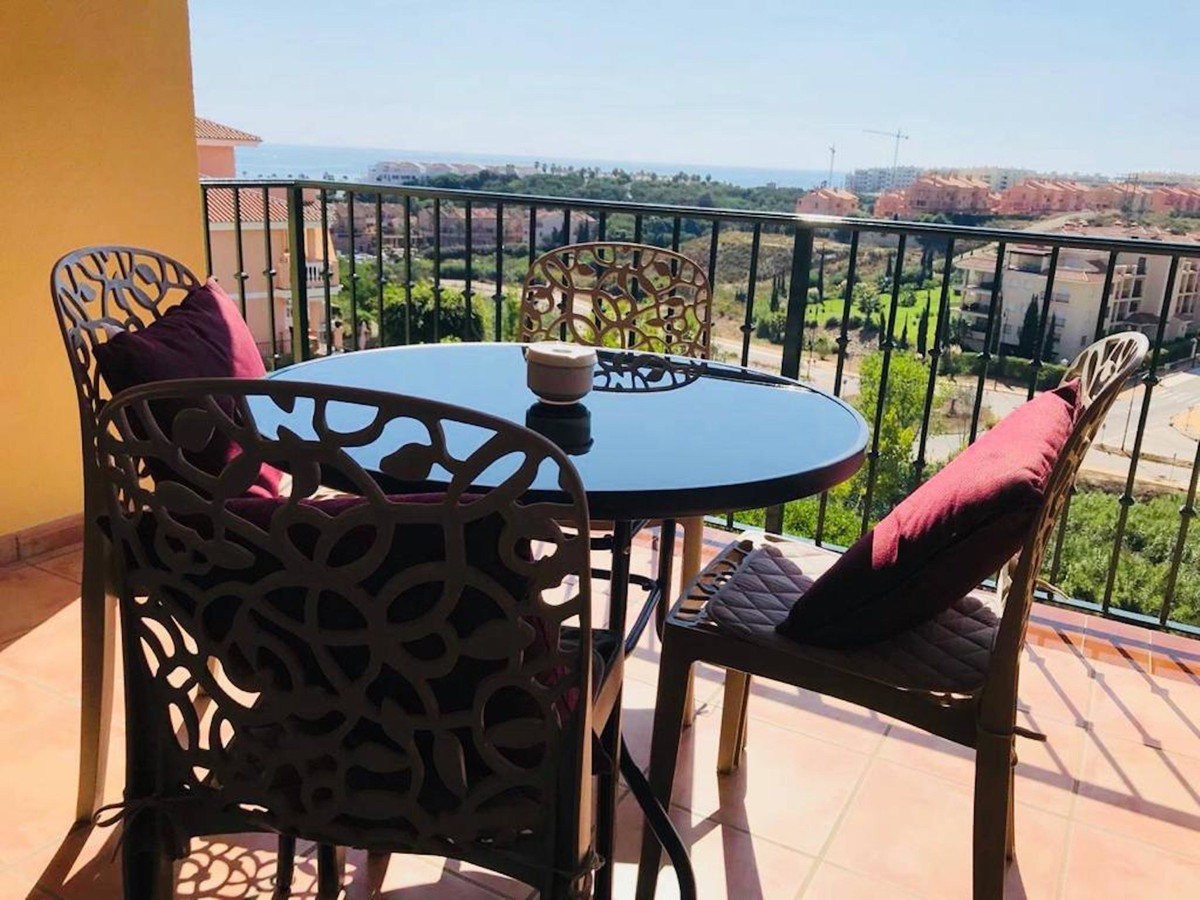 Nice cosy 1 bedroom apartment in Colinas del Faro. Beautiful views, sea, mountain, panoramic. The ap, Spain