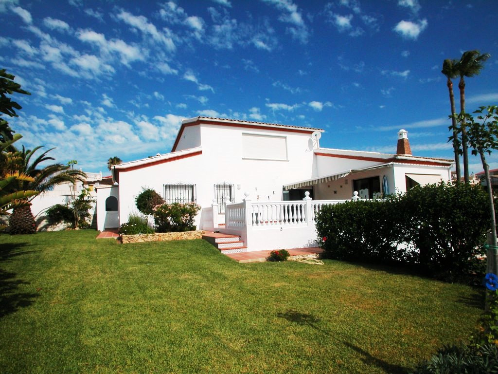 This lovely villa is situated in La Reserva del Faro only 200 meters away from the beach, by car fiv, Spain