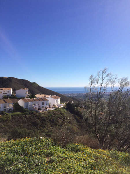 Urban plot for sale in Valtocado, close to Mijas Pueblo.  Only 20 minutes drive from the Airport and, Spain