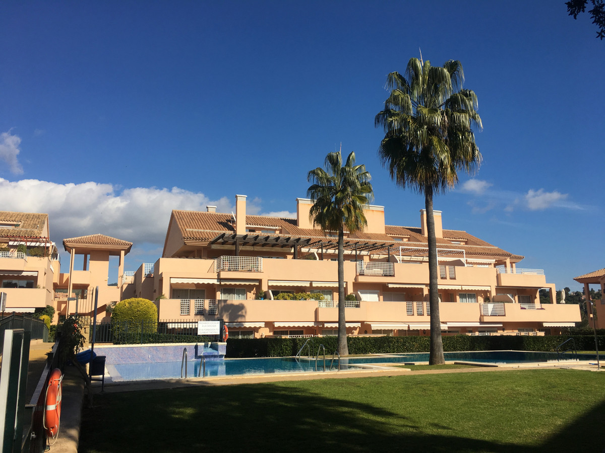 Urbanizacion Jardines de Santa Maria Golf,  Middle,  Floor Apartment, Elviria, Costa del Sol. 2 Bedr, Spain