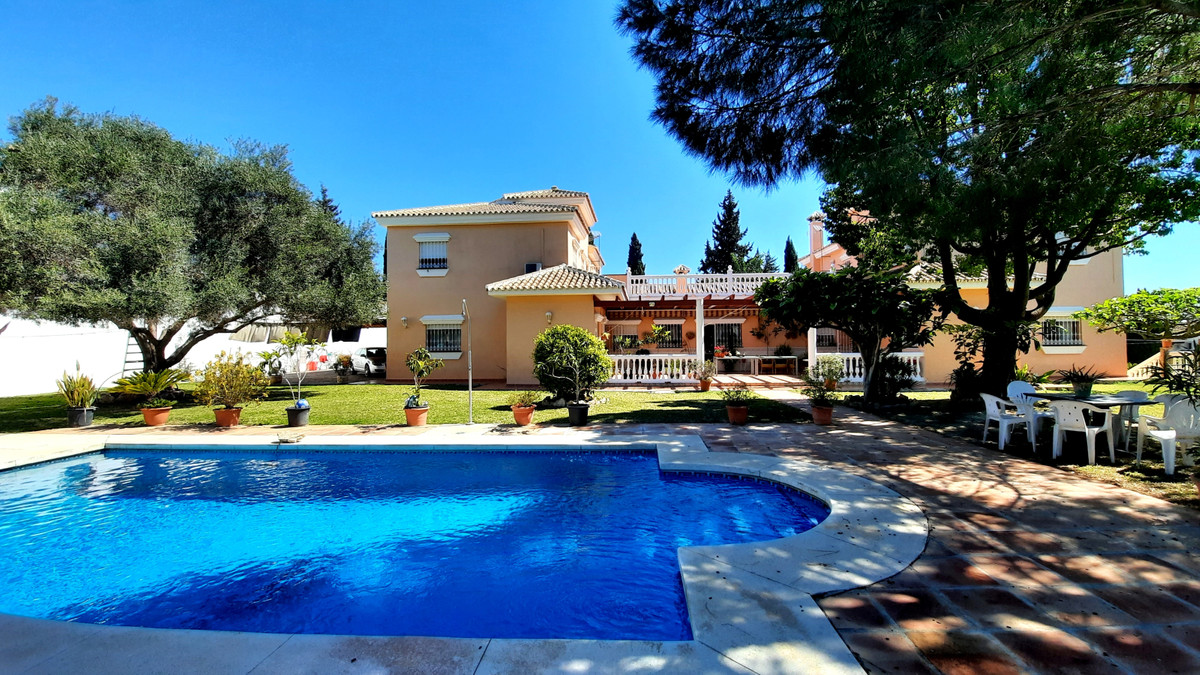 Luxury villa for sale in MIjas Golf, on the Costa del Sol. This property is divided in 3 villas, 2 b,Spain