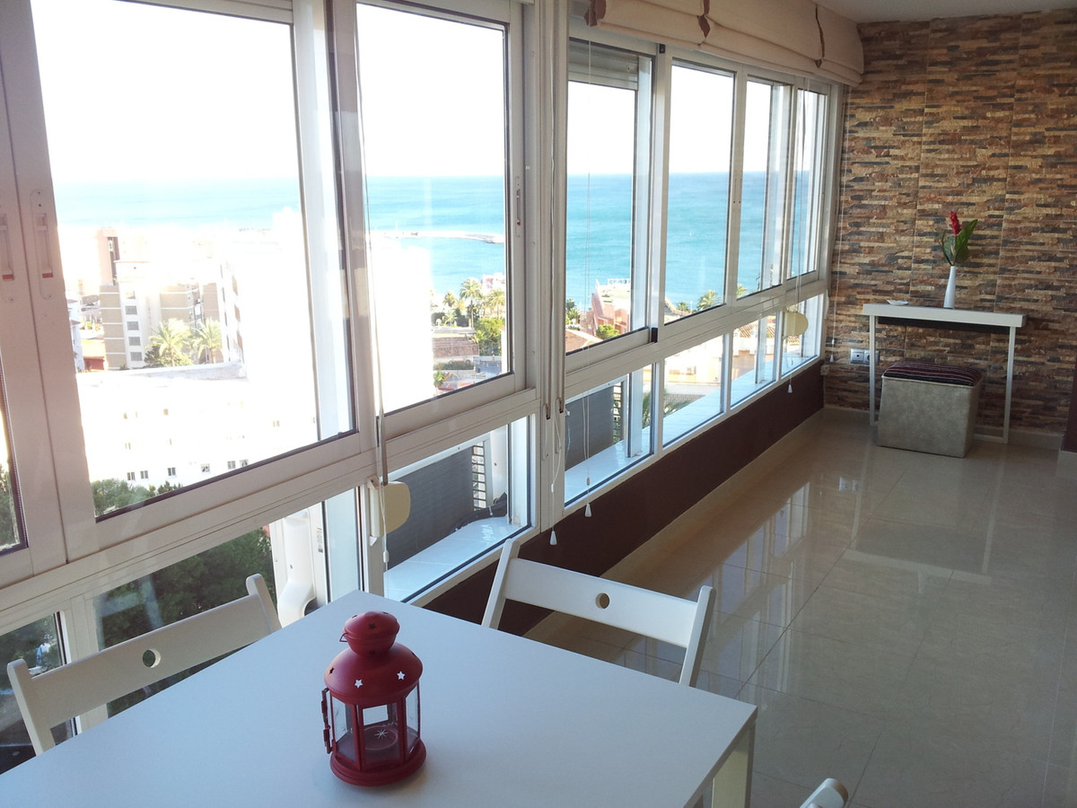 Bright apartment completely renovated situated in Benalmadena Costa!   Located only 300 meters from ,Spain