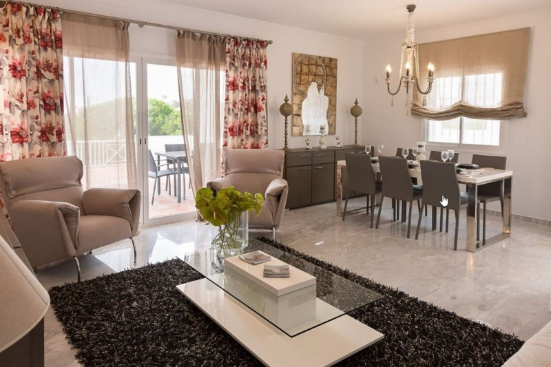 Villa for sale in Artola, Marbella East, with 4 bedrooms, 4 bathrooms, the property  and has a garag,Spain