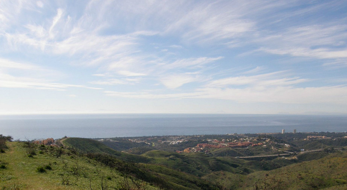 Investment Development Land 511.000 m² with Panoramic Sea Views in Marbella Spain 12.500.000€ Buildi,Spain