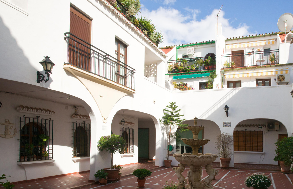 From the front door of the property it's just 45 meters to the beach. Amazing. A charming duplex, Spain