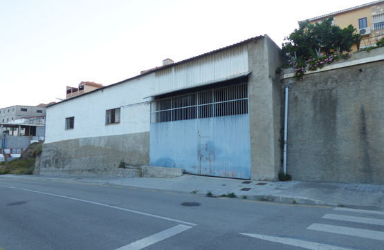 OPPORTUNITY IN VELEZ - MALAGA, INDUSTRIAL SHIP. Industrial building of 677 m² built, located in indu,Spain