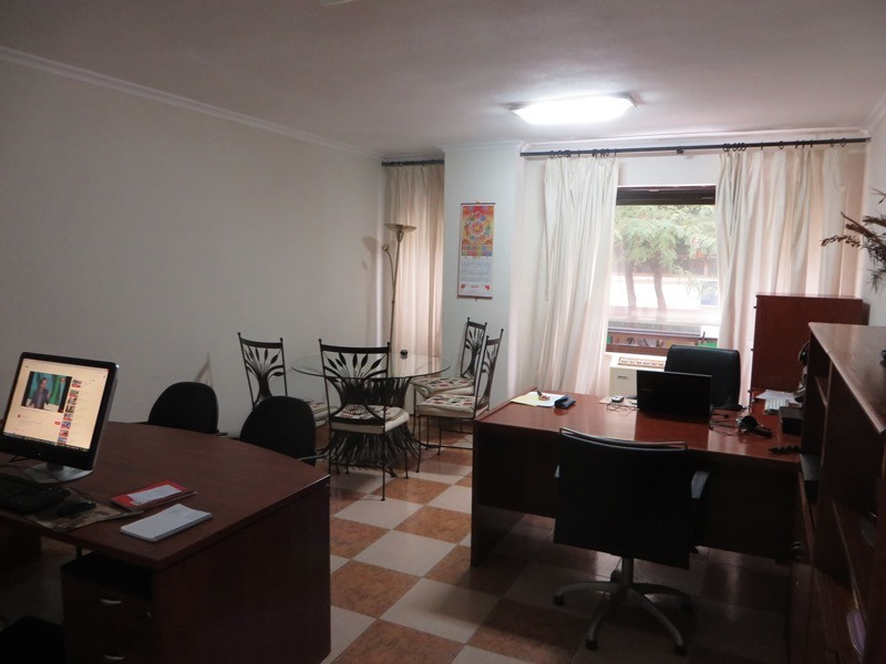 Freehold office in Marbella this is 2 offices that have been transformed in to one large one, can be, Spain