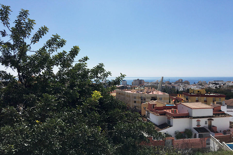 # RESERVED #  Bargain!!! Residential plot of 565m2 located close to Marbella center with panoramic s, Spain