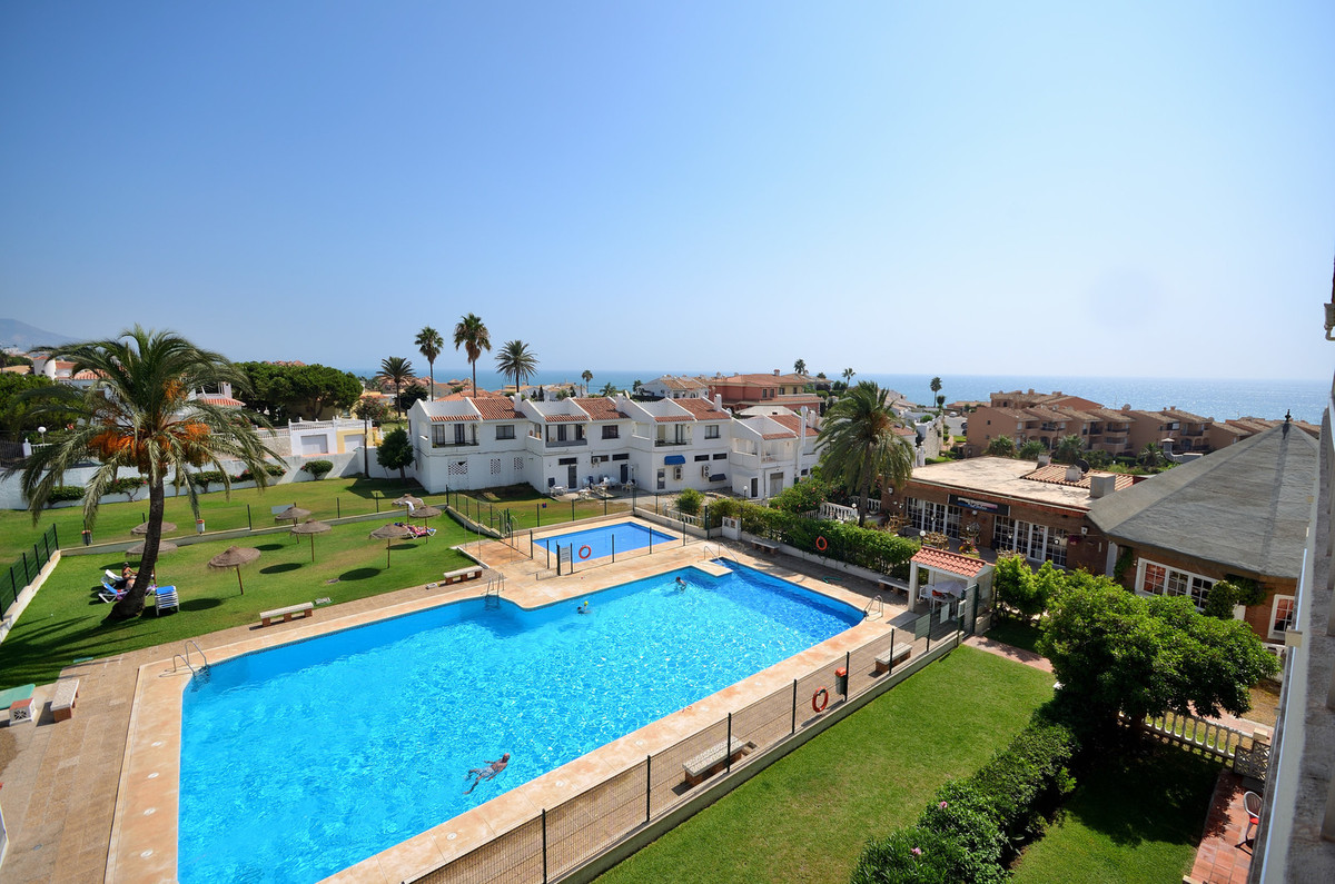 Excellent apartment in nice location a short walk to the beach in El Faro. This apartment with no li,Spain