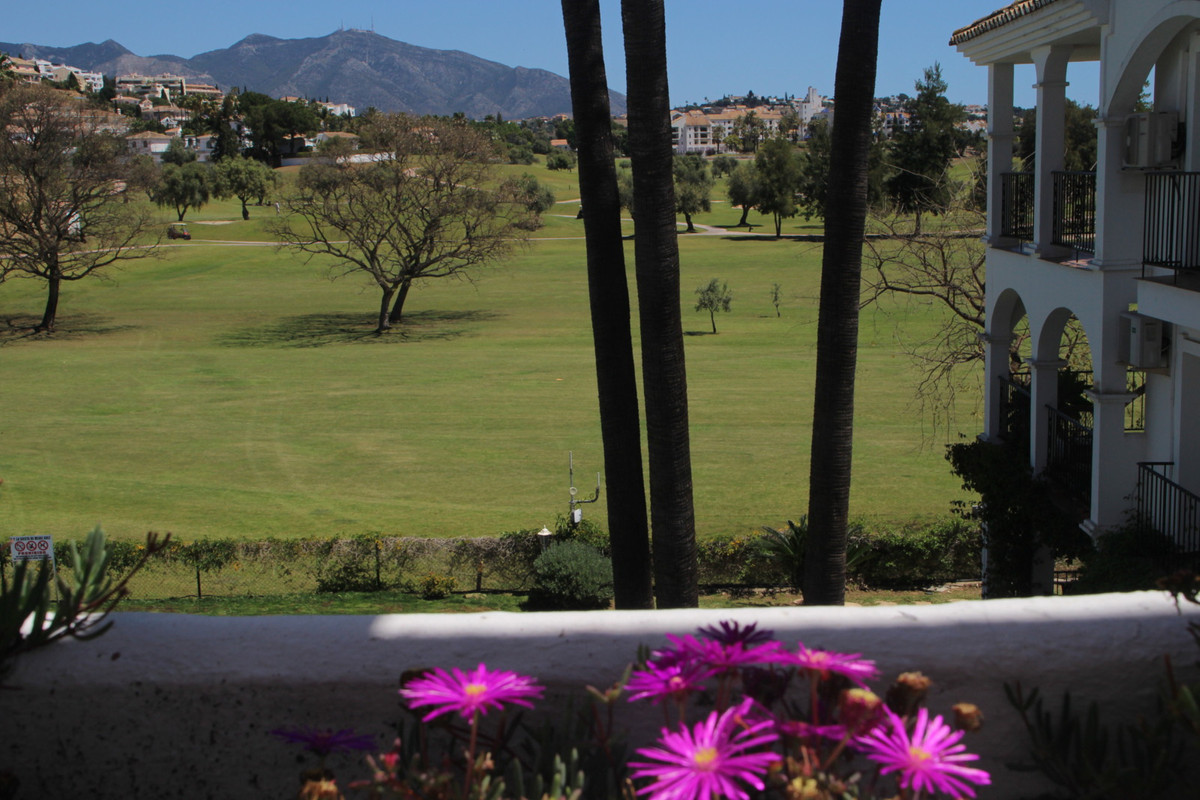 HE BEST PENTHOUSE IN MIJAS GOLF WITH BEAUTIFUL VIEWS TO GOLF AND POOL. Terrace with barbecue, apartm,Spain