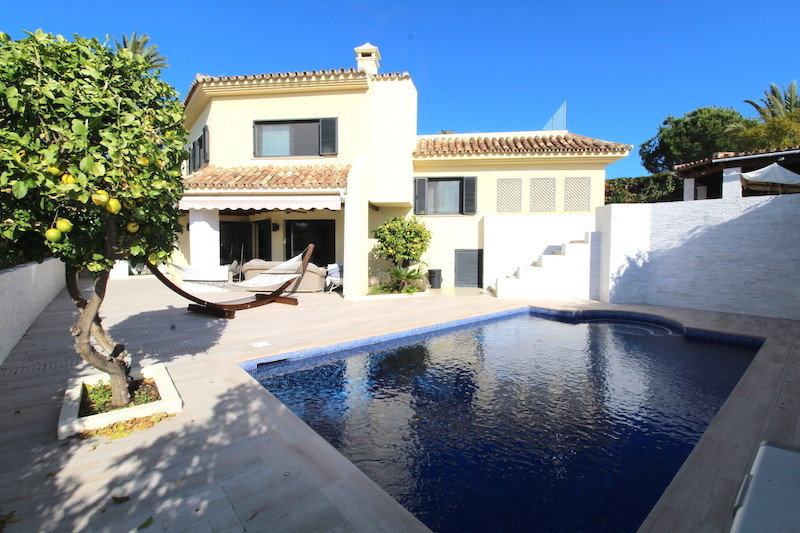 Renovated villa in the heart of Nueva Andalucia, at just five  minutes away of Puerto Banus,  The re,Spain