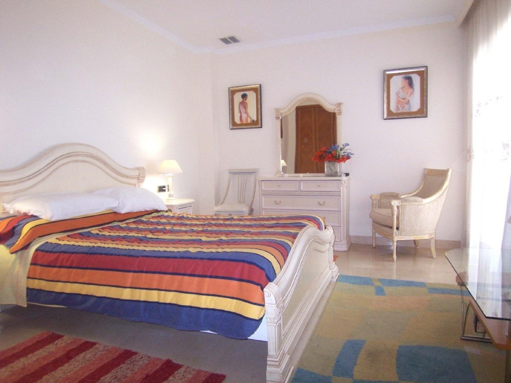 Spacious ground floor apartment located next to the beach and Parque De La Paloma!   A few meters wa, Spain
