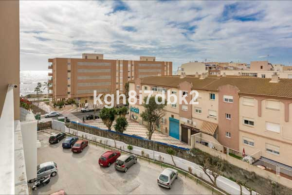 West facing apartment 50 meters from the beach and 600 meters from the centre of Rincon de la Victor, Spain