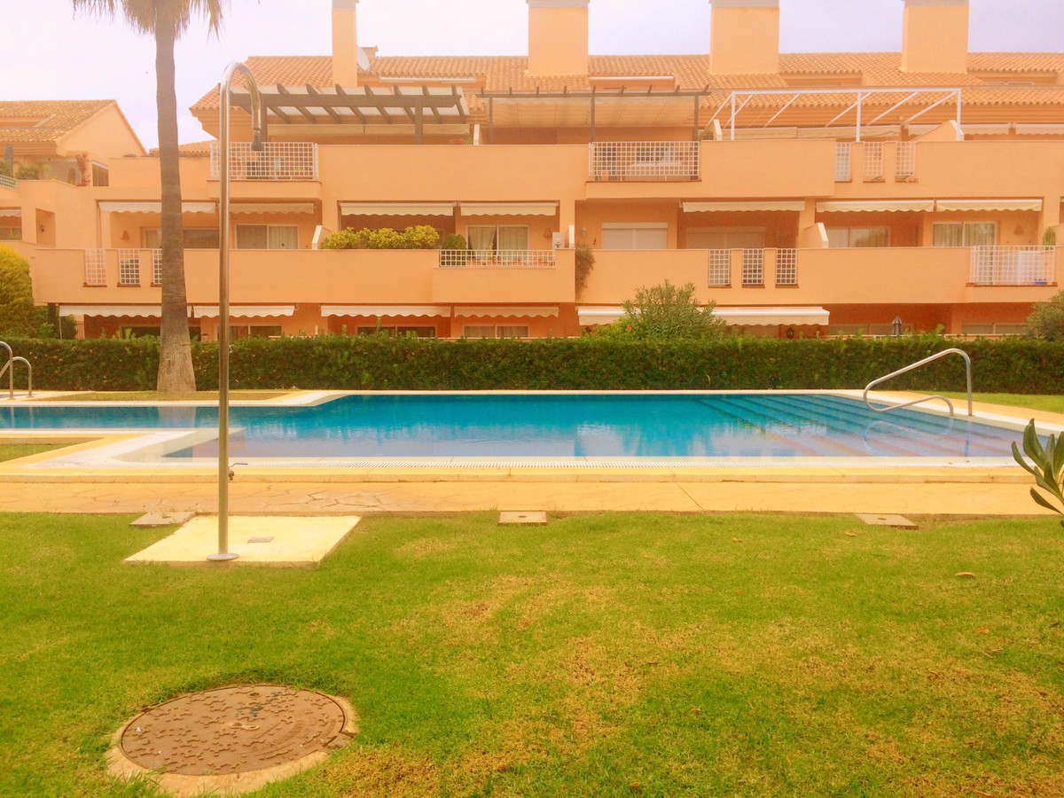 Duplex Penthouse Santa Maria Golfconsisting out of  2 bedrooms with 2 bathrooms and nice L-Shaped li,Spain