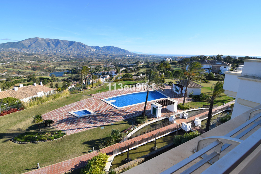 Spacious duplex penthouse located within La Cala Golf Resort with three 18 hole championship golf co, Spain