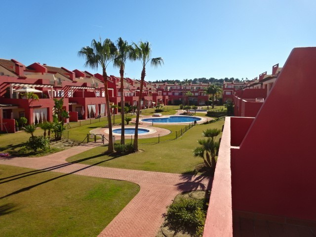 Large 4 bed townhouse. Ideal for holiday or permanent living. Close to the village. Terracing on bot,Spain
