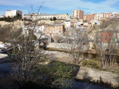 Big townhouse in the centre of Ontinyent consisting of 2 identical flats on the first and second flo, Spain