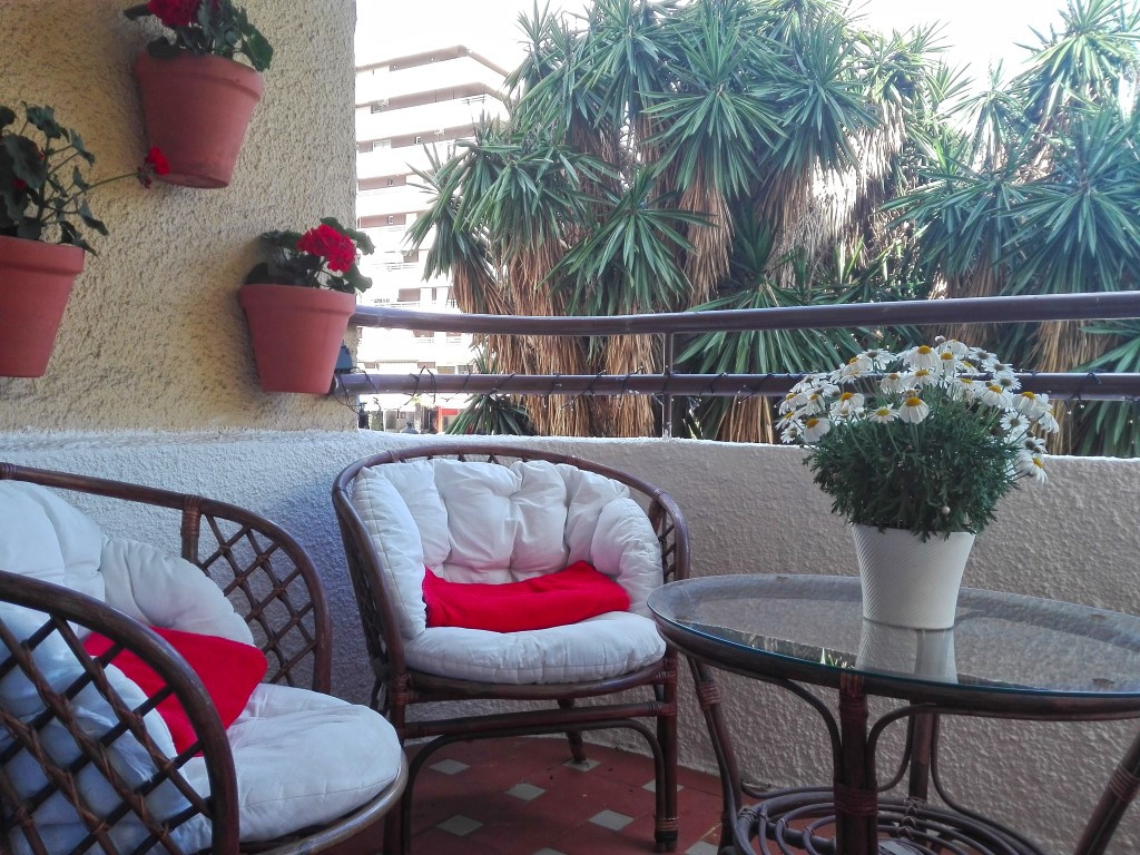 Apartment in the centre of Marbella.This apartment in the centre of Marbella, consist of 2 bedrooms , Spain