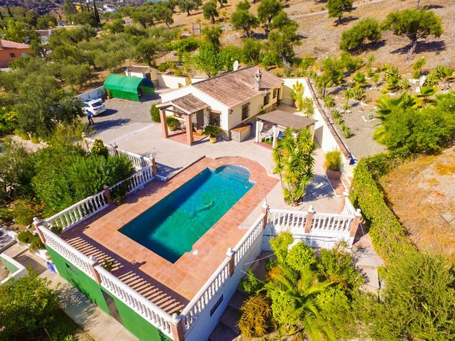 Beautiful Well Located Finca, Walking Distance to The Centre of Coin and All Amenities. Excellent Di,Spain