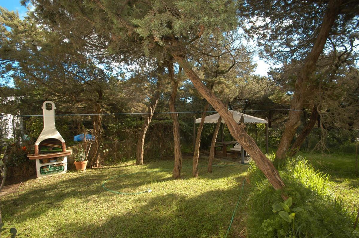 Four bedroom townhouse with garden in Pueblo Andaluz  Marbella, Zona Cabopino, Urbanization Pueblo A,Spain