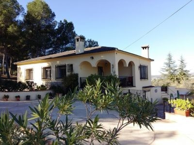 Lovely 3 bedroom 110m2 villa on a flat plot of 2500m2  The villa has recently been reformed and is a,Spain