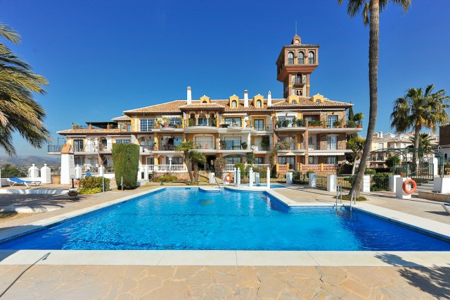 A very beautiful and stylish townhouse, located in the well know area of Mijas Golf, inside a gated ,Spain