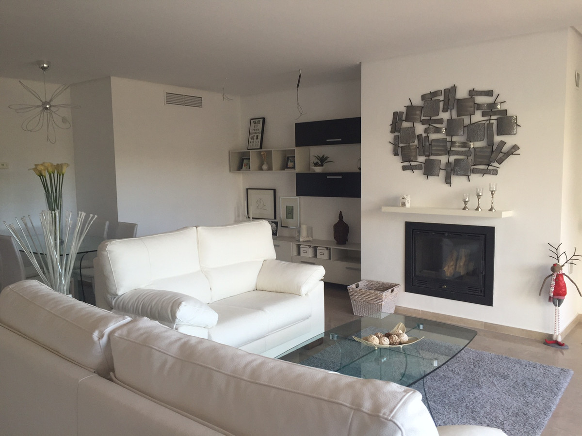 Spacious 3 bedroom apartment located in Benalmadena Costa just 700 meters from the sea and in front ,Spain