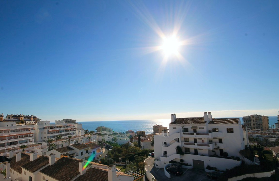 Centrally located in Benalmadena Costa, with no need for a car as the beach, bars, restaurants, shop,Spain