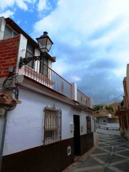 This charming village house is located in the old part of Velez-Malaga, close to the fortress and wi,Spain