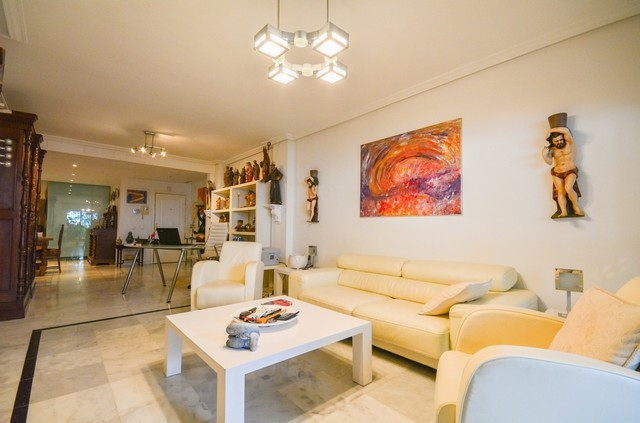 FIRST LINE BEACH APARTMENT WITH LUXURY QUALITIES!   This apartment is in impeccable condition and is, Spain